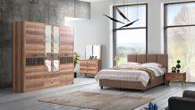 Küre 6 Kapaklı Yatak Odası