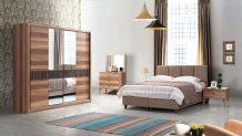 Küre Sürgülü Yatak Odası